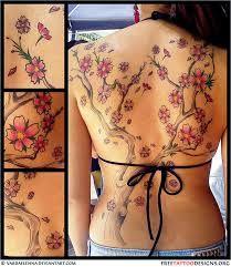 Tatuagem flores do campo,