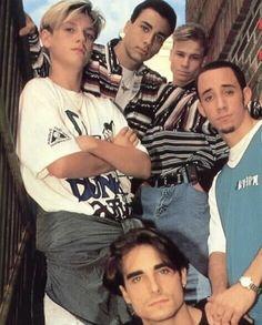 Backstreet Boys looking young Throwback Thursday for real. Backstreet Boys, Brian Littrell, Nick Carter, Boy Celebrities, Celebs, Kentucky, Kevin Richardson, Derek Hough, Boy Pictures