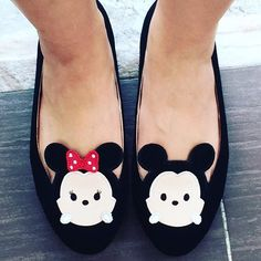 "2,893 Likes, 34 Comments - Minnie Style (@minniestyle) on Instagram: ""Our favorite pair & our favorite pair of shoes! Tag us in your Minnie & Mickey photos for a chance…"""