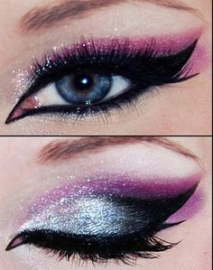 Dramatic Eye Makeups