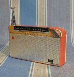 RARE 1963 National Transistor Shortwave Radio T 45 Sony TR 714 Clone Panasonic | eBay