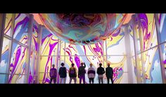 #BTS (방탄소년단) #DNA Official MV #BTS_DNA_TODAY