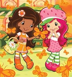 Strawberry Shortcake, Princess Peach, Minnie Mouse, Disney Characters, Fictional Characters, Friends, Baby, Amigos, Baby Humor