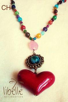 Collares - - - this is gorgeous...
