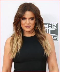 Hairstyle Idea: Description tie and dye of khloe kardashian blond on chev … - Modern Dark To Light Hair, Hair Color Dark, Ombre Hair Color, Blonde Color, Dark Hair, Brown Hair, Brunette Color, Blonde Ombre, Hair Colors
