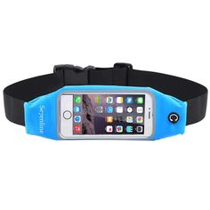 Running Belt Waist Pack, Se7enline Outdoor Dual Large Pocket Sports Sweatproof Reflective Belt Waist Bag Clear Touch Screen Window for iPhone 6S /6 Plus, Samsung Galaxy S6 S5 S4 Note 5 4 3 ,LG -- Wow! I love this. Check it out now! : Womens hiking backpack