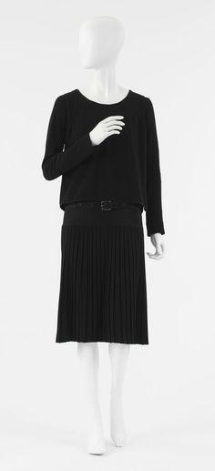 1927 - Chanel dress Met Museum