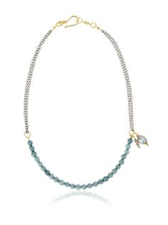 Robindira Unsworth Aquamarine Layering Necklace, http://www.myhabit.com/redirect/ref=qd_sw_dp_pi_li?url=http%3A%2F%2Fwww.myhabit.com%2Fdp%2FB00FXJ661A