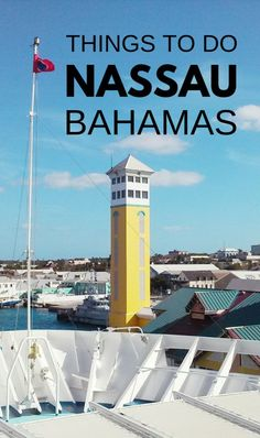 Here are things to do in Nassau during your Bahamas cruise vacation. This is a self-guided walking excursion near the Nassau cruise port for some Bahamas culture and Bahamas beach time! There are activities that are alternatives to the popular Atlantis resort shore excursions that are free.