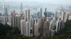 Skyscrapers China Hong Kong Houses Megapolis From above Cities Hong Kong Building, Pictures Images, Photos, Travel Trailer Insurance, Skyline Image, Cities, Ocean Park, Guilin, Travel Tours