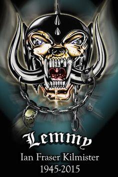 R.I.P.Lemmy