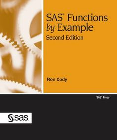 18 best sas programming images on pinterest sas programming base sas functions by example second edition by ron cody 3069 publisher sas manualbaseprogrammingcharacterebooksdistancegifttextbookuser guide fandeluxe Image collections