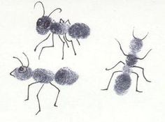fingerprint ant craft