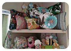 The Lisa Bee 🐝 shelf