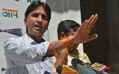 AAP PAC member Kumar Vishwas has launched an campaign against the top leadership of the party. Kumar Vishwas has hit out at Delhi Chief Minister and AAP convener Arvind Kejriwal over a range of issues.