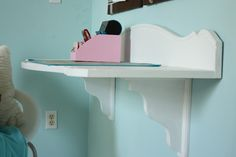 The Yellow Cape Cod: Vintage Four Post Bed Turned Desk
