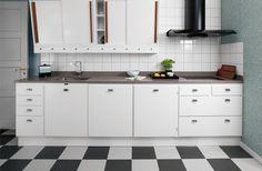 Inredningsguiden: Inred ditt kök i retrostil - Sköna hem