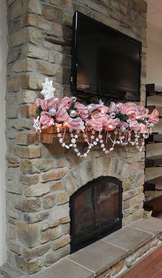 Stone Selex Holiday Mantel Decorations - Canyon Ledge Manufactured Stone Veneer
