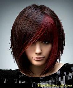 Tremendous For Women Mid Length And Medium Lengths On Pinterest Short Hairstyles Gunalazisus