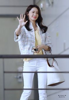 Im Yoona, Sooyoung, Seulgi, Snsd Fashion, Fashion Outfits, Nayeon, Yuri, Airport Style, Airport Fashion