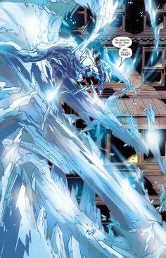 Iceman.