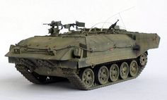 Achzarit Armored Personnel Carrier (Israel)