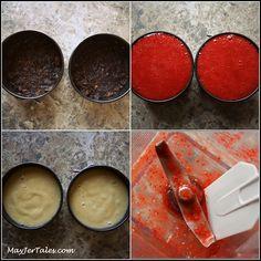 Strawberry-Nana Cake | MayJer Tales