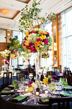 Top 10 Chicago Wedding Planners from our new guide - Lola Event Productions @LOLA Event Productions