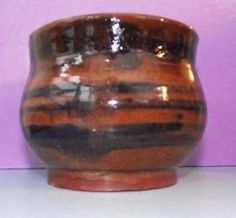 Cumberland Studio Pottery Vase Charles Earnest Oakley Brampton Cumbria in Pottery, Porcelain & Glass, Pottery, Studio | eBay
