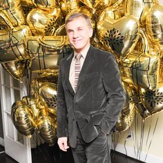Inside the Hottest Award Season Parties in L.A. - Christoph Waltz