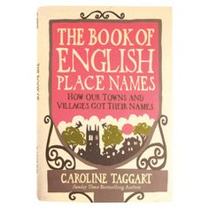 The Book of English Place Names Best Gifts For Him, Perfect Gift For Him, Quirky Gifts, Unique Gifts, Presents For Men, Experience Gifts, Place Names, Present Gift, United Kingdom