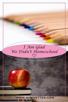 As more and more parents are choosing to home school their children, here is why I am glad we didn't choose to homeschool our children. As they settle in and thrive at school and in an education setting I know I made the right choice for my kids.