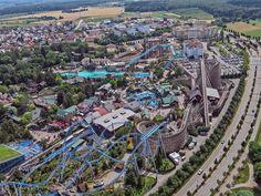 Europa-Park, Germania City Photo, Park, Top, Europe, Parks, Crop Tee