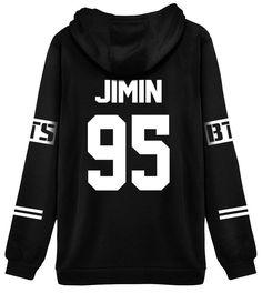 KPOP Bangtan Boys BTS Unisex Cap Black Hoodie Sweatershirt LF214