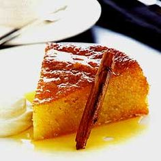 Tunisian Orange Cake – lekshmisrecipes