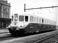 """The Silver Arrow"", a Czechoslovak railways unit, 1939"