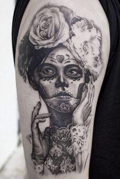 Tattoo Artist - Pete The Thief - muerte tattoo