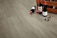 Floors Direct, Pebble Grey, Grey Tiles, Vinyl Flooring, Wine Rack, Tile Floor, Luxury, Kitchen, Home Decor