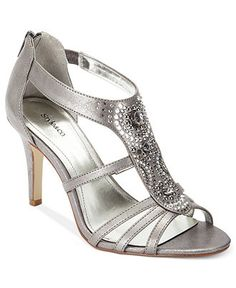 Collection Grey Evening Shoes Pictures - Weddings by Denise