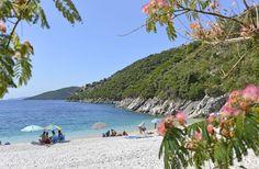 Mikros Gialos, Lefkada, Greece