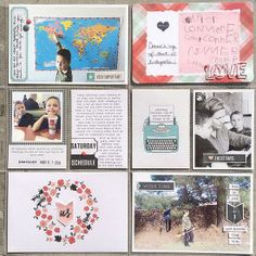2014 Project life week 9 right #projectlife