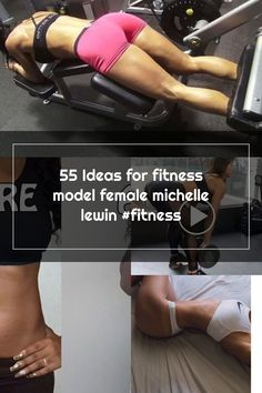 55 Ideas for fitness model female michelle lewin #fitness Michelle Lewin, Gym, Female, Fitness, Model, Ideas, Work Out, Health Fitness