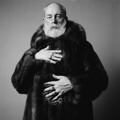 """I am fortunate in that I am apparently reasonably undersexed or something…I've never said that I was gay and I've never said that I wasn't… What I'm trying to say is that I am a person before I am anything else.""  ~ Interview with (the wonderfully asexy) Edward Gorey"