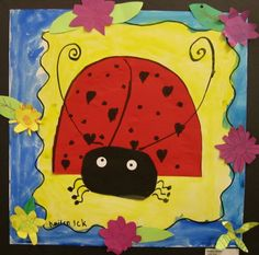 ladybug multi-media project.  and read some great ladybug stories, including the classic The Very Grouchy Ladybug. I was amazed at the cool facts we learned about ladybugs along the way