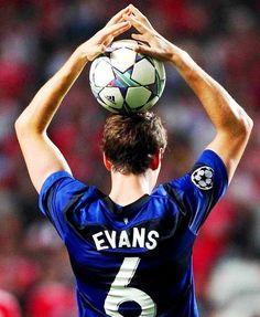 Jonny Evans - Manchester United
