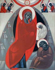 Ostap Lozynsky___    Collection - ICONART Contemporary Sacred Art Gallery