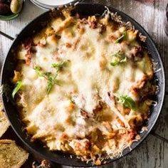 Chicken Parmesan Dip - EatingWell.com