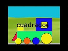 Spanish Vocabulary - Shapes / Figuras y formas