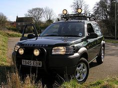 Kitted freelander