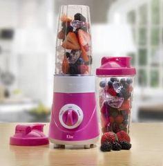Amazon.com: Maxi-Matic EPB-2572 Elite Cuisine Personal Drink Mixer, Pink: Kitchen & Dining on Wanelo
